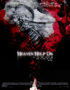 "Movie posters inspired by songs ""Heaven Help Us - My Chemical Romance """