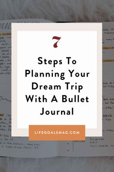 Here's how you can use the bullet journaling method to add a little bit of analog mindfulness and creativity to the process of planning your next vacation. Bullet Journal Spread, Lists To Make, What Inspires You, Travel Memories, Energy Level, Travel Goals, Best Self, Life Goals, Self Improvement