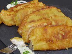 Tempura para pescado, carne, verdura... cocina tradicional