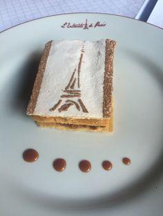 Sobremesa do Entrecote de Paris