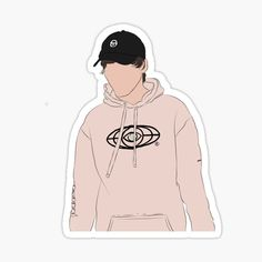 Cartoon Stickers, Phone Stickers, Cool Stickers, Printable Stickers, One Direction Merch, One Direction Drawings, Desenhos One Direction, One Direction Louis Tomlinson, Harry Styles Drawing