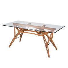 Trestle Structure Table (1949) by Carlo Mollino.