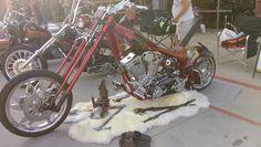 Motorcycle Harley