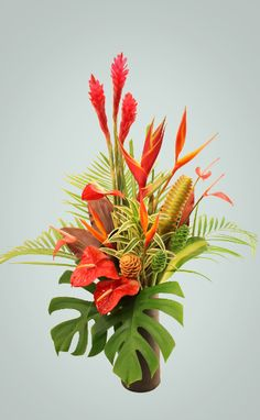 Tropical Surprise | Mother's Day Gift | Tropicals Flowers | Hana Tropicals | Hana, Maui