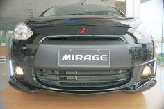 DRL Modification Mitsubishi Mirage