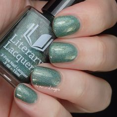 Literary Lacquer Bottletown