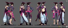 Juri Han Street Fighter