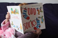 Odd Socks in round up on whattheredheadsaid.com
