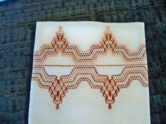 Item 1011B Reflections Swedish Weaving/Huck by NannasNeedleNook, 7.00