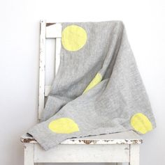 Linen Baby Blankets on Etsy, $80.00 AUD