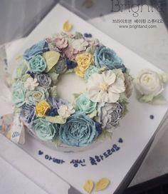 #브라이트앤 #앙금플라워 #앙금플라워떡케이크 #떡케이크 #케이크 #cake #flowers #birthday #birthdaycake…