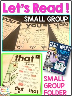 SIGHT WORD SIMPLE READERS! 100 STORIES. GREAT IDEA FOR SIGHT WORD FLUENCY.