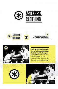 ASTERISK CLOTHING IDENTITY