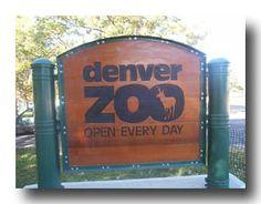 Denver Zoo - Denver, Colorado