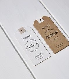 25+ Best Hang Tags Designs & Ideas For Products  http://www.ultraupdates.com/2016/08/hang-tags-designs/  #Hanging #Tag #hangTag #hangTags #Hangs @Designs #Ideas #product #branding
