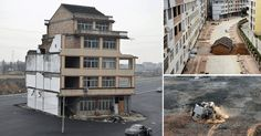 15 Holdouts Who Refused To Sell Their Houses To Make Way For Large Apartments