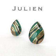Resin Crafts, Resin Jewelry, Creema, Polymer Clay, Cufflinks, Gemstone Rings, Gemstones, Epoxy, Earrings