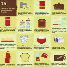 15 formas de evitar la contaminación cruzada