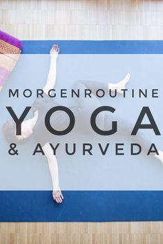 YouTube Video: Meine Ayurveda & Yoga Morgenroutine