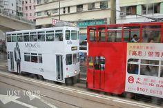 홍콩 이층버스