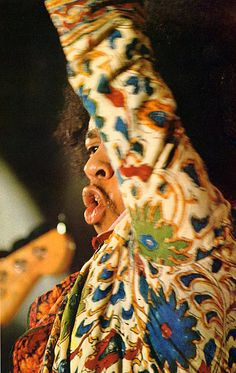 Jimi Hendrix I should post a board of famous musicians who all died at age 27. Jimi was one of them. Just too young.