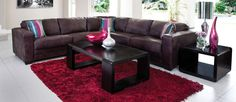 Juno corner lounge suite.