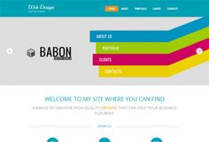 Awesome Html5 And Css3 Web Templates For Free Download