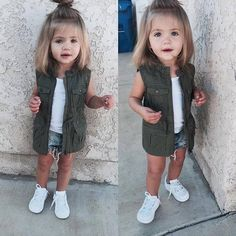 Little girl fashion