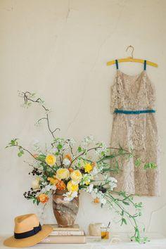 florals Ashley Woodson Bailey | styling Ginny Branch | photo Haley Sheffield