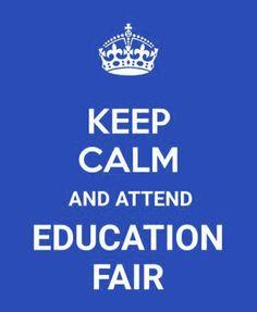 #Quote #EducationFair #StudyOverseas #MayFair2016