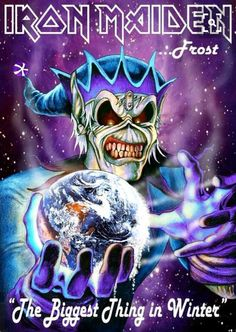 Bruce Dickinson, Hard Rock, Heavy Metal Art, Heavy Metal Bands, Power Metal, Death Metal, Woodstock, Camisa Rock, Iron Maiden Mascot