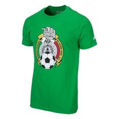 adidas Mexico Soccer Crest Tee