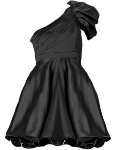 Midnight Twirl Dress -- I love the 80's vibe to this dress ... So sixteen candles!     S.