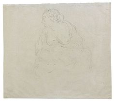 Honoré Daumier Marseille, 1808 - Valmondois, 1879 Recto : Mère et son enfant ; Verso : Scène de procès et crocodile Recto : Plume et...
