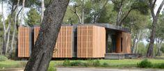 PopUp-House: sistema prefabricado de construcción