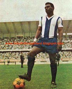 Pedro Pablo Perico León, el gran 9 de todos los tiempos.