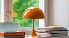 Danish lighting manufacturer Louis Poulsen is producing a new version of the iconic Panthella lamp by Verner Panton that was originally developed in 1971.