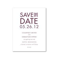 Save the Date Cards at Wedding Paper Divas | Page 4