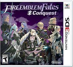 Fire Emblem Fates: Conquest - Nintendo 3DS Nintendo http://smile.amazon.com/dp/B00ZS1SRO2/ref=cm_sw_r_pi_dp_u6nYwb1BKWFWM