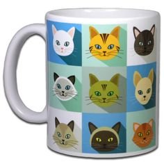 Caneca Pet Love Cats - 330 ml