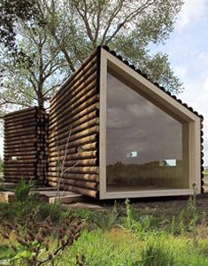 cabane contemporaine                                                                                                                                                                                 Plus