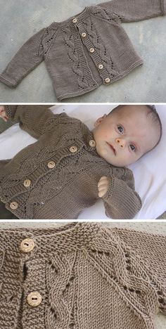 Sunnyside Cardi - Free Pattern - knitting baby patterns , Sunnyside Cardi - Free Pattern Free Knitting Pattern To test. Baby Cardigan Knitting Pattern Free, Knitting Patterns Boys, Baby Sweater Patterns, Knit Baby Sweaters, Knitting For Kids, Baby Patterns, Free Knitting, Baby Boy Sweater, Knitted Baby Clothes