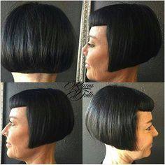 WEBSTA @ buzzcutfeed - Clipper Cut Box Bob Cut By @angela__doll #UCFeed…