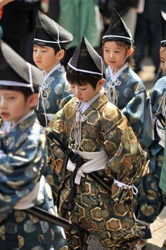 Shirasaginomai Asakusa Parade, Japan