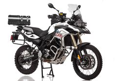 Bike Build - 2013 BMW F800GS - Touratech-USA