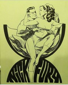 Nick Fury - Dave Johnson