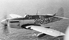 Royal Australian Navy Fairey Firefly