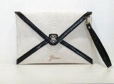 Guess Handbag Confession Envelope Clutch