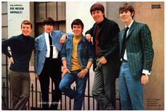The Animals - Eric Burdon Eric Burdon, 60s Rock, House Of The Rising Sun, Never Grow Old, Glam Metal, Bob Seger, British Invasion, Classic Rock, Music Bands