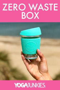 We're so excited to have teamed up with Neon Kactus this month to bring their beautiful reusable coffee cup to our Zero Waste box! Ready to begin your zero waste journey? Use the link to check out the other amazing products from this month's box. Neon Bag, Reusable Coffee Cup, Zero Waste, Box, Coffee Cups, Journey, Mugs, Link, Amazing